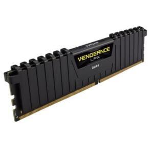 Memória Corsair Vengeance LPX, 16GB, 2666Hz, DDR4, C16, Preto - CMK16GX4M1A2666C16