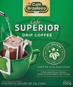 [Prime] Café em Drip Superior 100g R$ 15