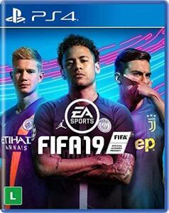 [PRIME] FIFA 19 - PS4 - R$30