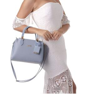 Bolsa Feminina Dhaffy Azul