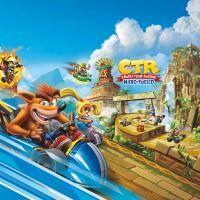 Jogo Crash Team Racing Nitro-Fueled - PS4 | Jogo Completo