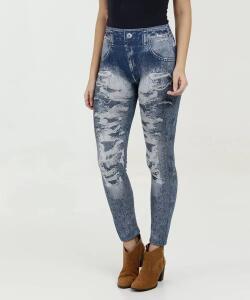 Calça Feminina Legging Sawary | R$20