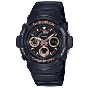 Relógio Analógico G-Shock Preto Masculino