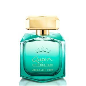 Perfume Feminino Queen Of Seduction Absolute Diva Antonio Banderas Eau de Toilette 80ml | R$57