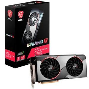 Placa de Vídeo MSI AMD Radeon RX 5700 Gaming X, 8GB, GDDR6   R$1.899