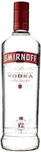 [Frete Prime] Vodka Smirnoff, 998ml - R$30