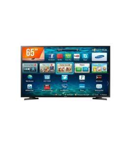 "Smart TV LED 65"" Ultra HD 4K Samsung LH65 | R$3.180"