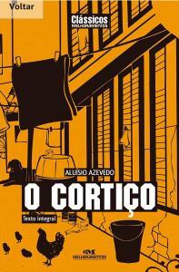 E-book: O Cortiço, Aluísio Azevedo