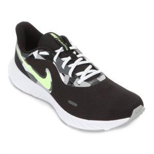 Tênis Nike Revolution 5 Masculino - Preto e Cinza