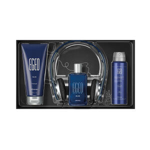 Kit Egeo Blue - R$176