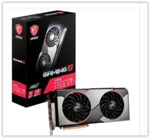 Placa de Vídeo MSI AMD Radeon RX 5700 XT Gaming X, 8GB, GDDR6