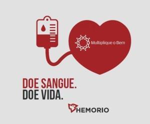 (RJ) Uber dando R$ 30,00 ida e volta para doar sangue