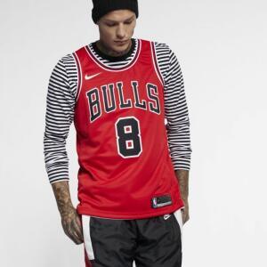 Regata Nike Chicago Bulls Icon Edition Swingman Masculina (Zach LaVine) | R$180