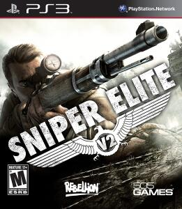 Sniper Elite V2 Playstation 3 | R$30