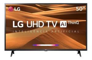 Smart TV Led 50 LG 50um7360psa 4k | R$1699