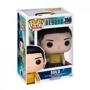 Pop Star Trek Beyond: Sulu 350 - Funko | R$70