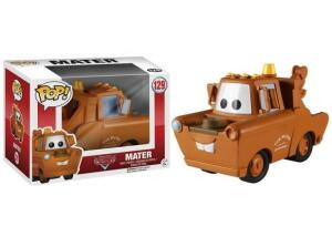 Pop Cars: Mater 129 - Funko | R$80