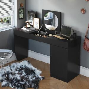 Penteadeira e Escrivaninha 1 Porta Crystal Belaflex | R$200