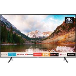 Smart TV Samsung 43 Polegadas 4K Wifi Usb Hdmi UN43RU7100GXZD R$ 1472