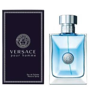 Perfume Versace Pour Homme EDT 100ml   R$260