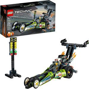 LEGO Technic Dragster, Kit de Construção (225 peças) | R$126