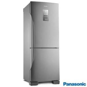 Geladeira Panasonic Inverse Frost Free Nr-bb53 425L   R$2.899