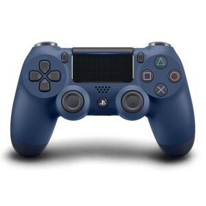 Controle sem Fio DualShock 4 Sony PS4 - Azul | R$224