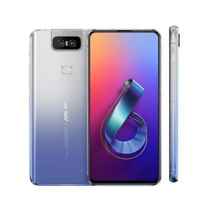 Smartphone Asus Zenfone 6 Prata 128GB R$3.071