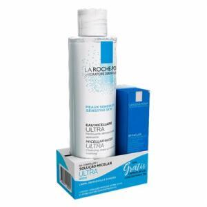 [Retirada na Loja] Kit Promocional La Roche-posay Effaclar Micelar Ultra 200ml Grátis Gel Concentrado Effaclar 10g