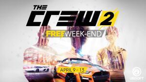 The Crew 2 - Final de Semana Gratuito