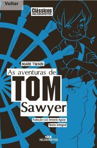 E-book: As aventuras de Tom Sawyer, Mark Twain