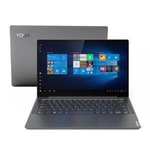 Notebook Ultrafino Lenovo Yoga S740 i5-1035G1 8 GB MX250 SSD 256 GB Tela Full HD IPS