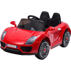 Carro Elétrico Infantil Vermelho - brink+ | R$760