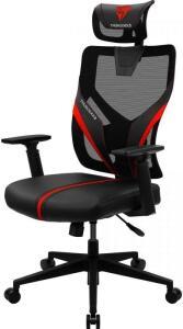 Cadeira Ergonomic, Thunderx3, Yama1, Preta/Vermelha