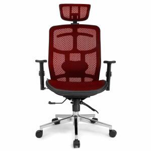 Cadeira de Escritório DT3 Diana red + FRETE GRÁTIS