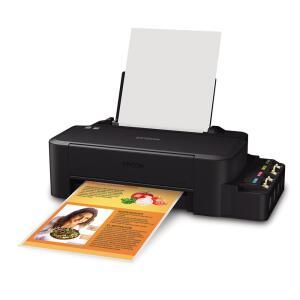 Impressora Tanque de Tinta Epson EcoTank L120 Colorida R$ 449