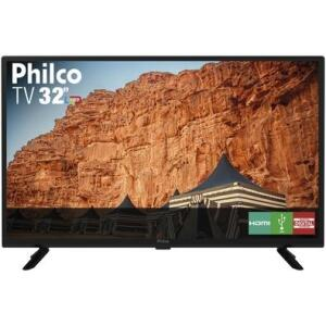 TV LED 32´ Philco PTV32G50D | R$ 650
