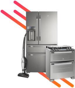 Máquina de Lavar Premium Care 13kg Branca Conectada App Electrolux Home+   R$1399