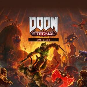 Doom Eternal - Nuuvem | R$180