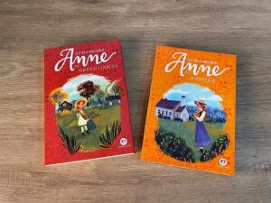 Kit 2 Livros - Anne de Green Gables