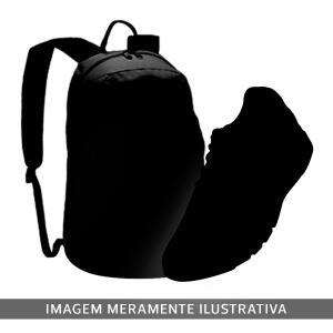 Kit Misterioso Tênis Asics Preto + Mochila - Preto | R$180