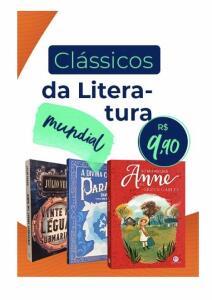 Clássicos da Literatura Mundial - Editora Principis | R$10