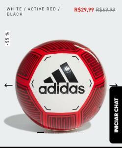 Bola Adidas Starlancer VI | R$30