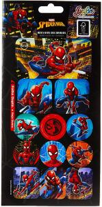 Ades Dec Duplo Spider-Man Tilibra, Multicor   R$1