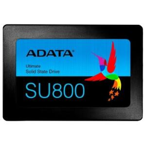 SSD Adata Ultimate SU800 512GB, SATA, Leituras: 550MB/s e Gravações: 500MB/s - R$430
