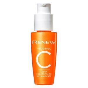 Vitamina C Renew Super Concentrado Antioxidante - 30 ml - R$85