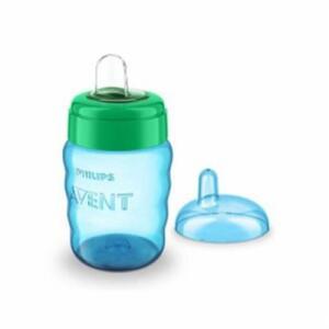 Copo Avent Easy Cup Azul/verde 260ml - R$29