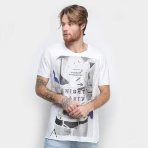 Seleção de camisetas Derek Ho a partir de R$16,55 e Frete Grátis