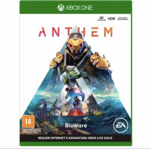 Jogo Xbox One Anthem