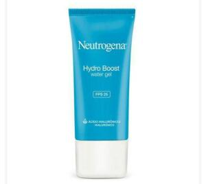 Neutrogena Hydro Boost Water Gel Fps 25 Hidratante Facial | R$32